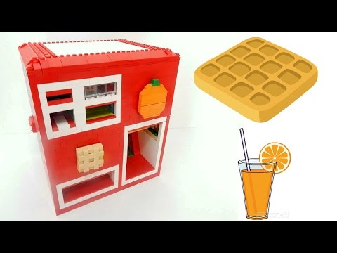 vote no on lego orange juice and nutella breakfast machine