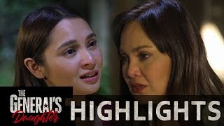 Corazon defends Rhian from Jessie | The General's Daughter