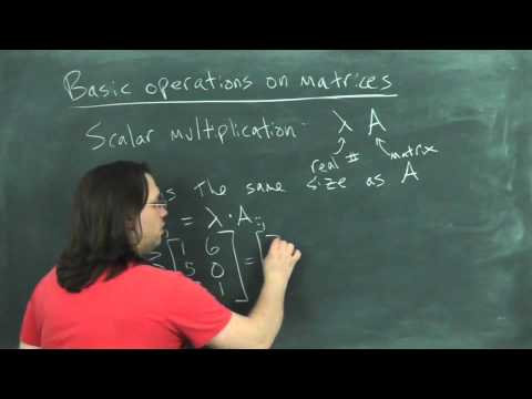 matrices video 2
