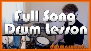 ★ Stairway To Heaven (Led Zeppelin) ★ Drum Lesson PREVIEW | How to Play Song (John Bonham)