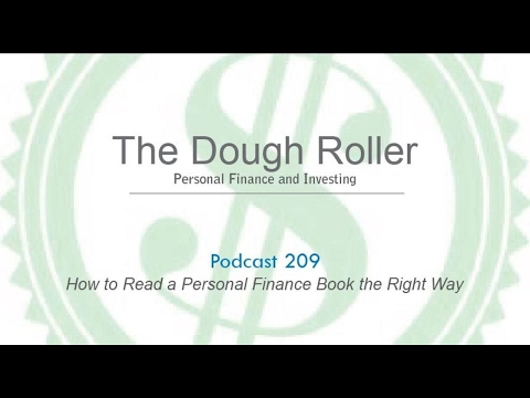 DR 209: How to Read a Personal Finance Book the Right Way