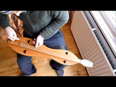 Coleman's March - Mountain Dulcimer - DAA Tuning - 19 March 12