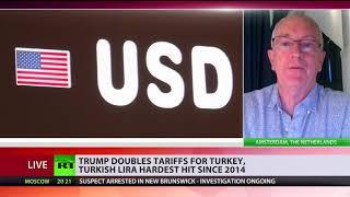 Steely Relations: Trump doubles steel & aluminum tariffs on Turkey