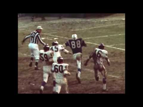 1968 Playoffs - Minnesota at Baltimore