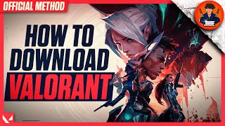 How to Download Valorant in India - Official Method 🇮🇳🇮🇳