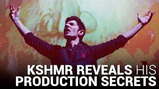 KSHMR JUST REVEALED HIS PRODUCTION SECRETS!!