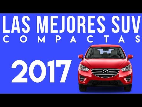 Las Mejores SUV Compactas (Q1 2017)