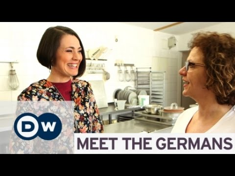 German cakes with funny names | DW English