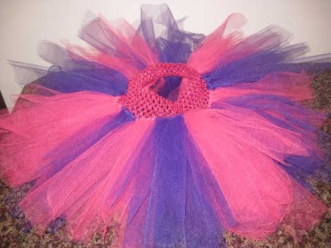 Diy birthday tutu youtube diy birthday tutu solutioingenieria Images