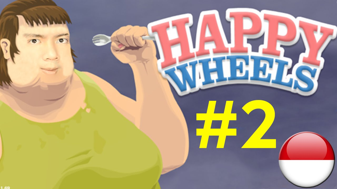 Korban Billy Happy Wheels 2 Indonesia Pc Gameplay