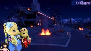 Thơ Nguyễn chơi game trong thế giới phù thủy tập 17
