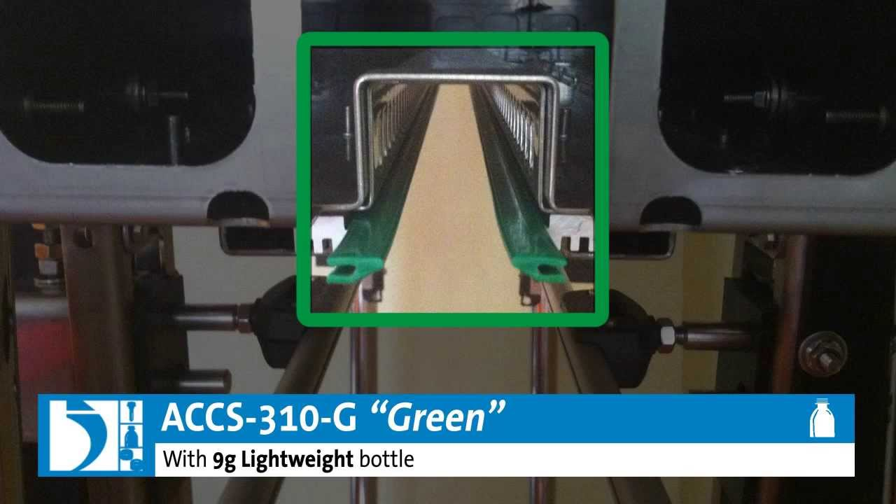 Neck guide technology - Line Upgrade for Air Conveyor - Intec Solutions