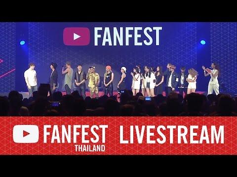YouTubeFanFest Thailand 2017 - Livestream