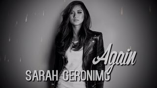 Download Sarah Geronimo — Again (Official Lyric ) MP3 song and Music Video