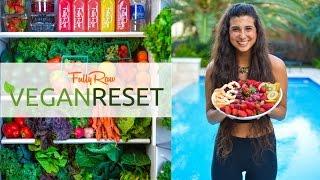 JOIN the 10-Day FullyRaw Vegan Reset!