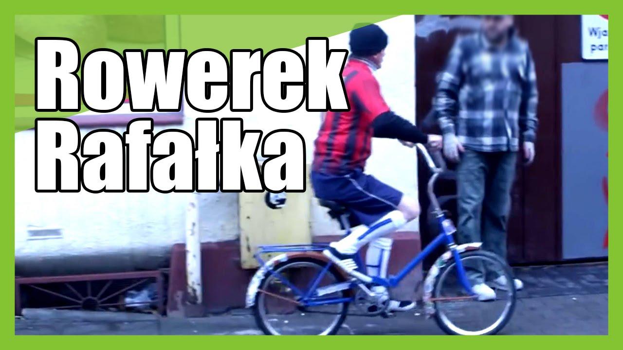 Rowerek Rafałka - Grzybowscy (Jeleniejaja)