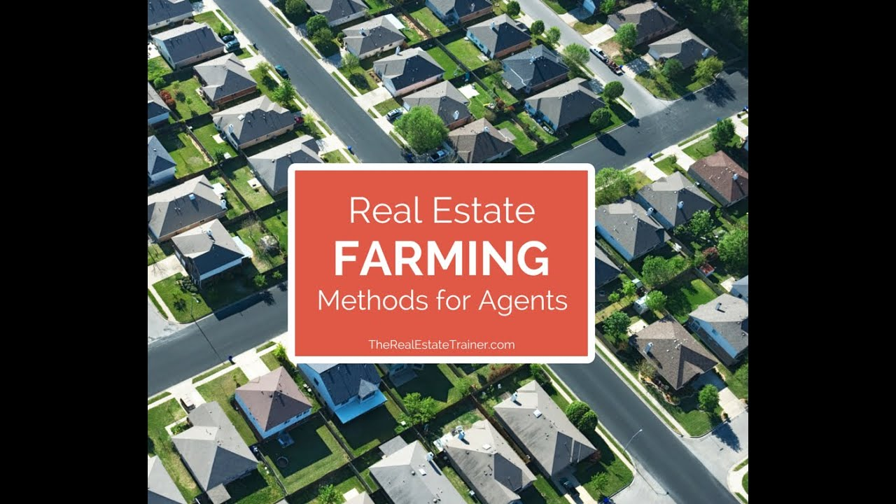 Real Estate Farming Ideas for Agents