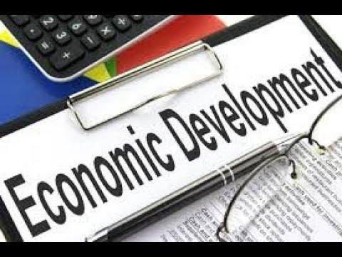 Economic Development   Meaning   Features   Indicators