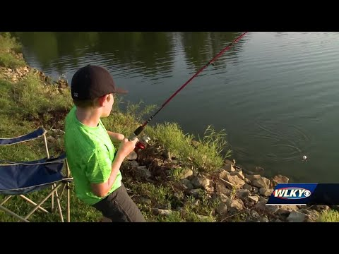 Kid's Fishing Derby To Kick Off Elizabethtown Founders' Day Event