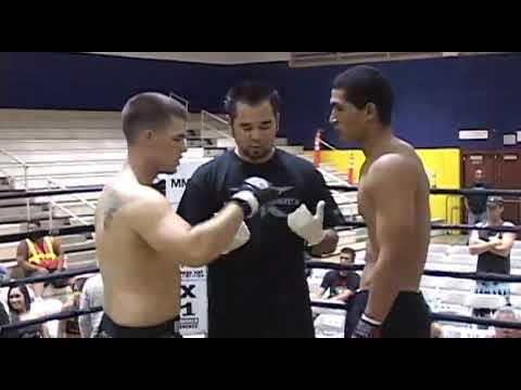 13 Palema Amone vs Tommy Lawhorn: Hawaii MMA
