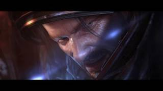 StarCraft II: Wings of Liberty TV Commercial