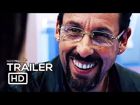 UNCUT GEMS Official Trailer (2019) Adam Sandler, Drama Movie HD