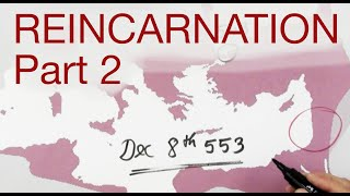 REINCARNATION Part 2 explained by Hans Wilhelm