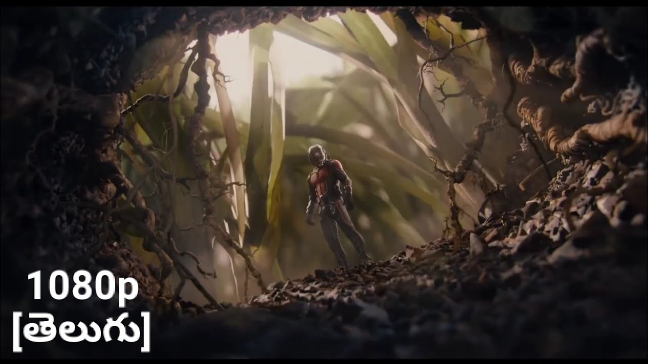 Download Scott Lang Training Scene - Ant-Man (2015) (Telugu scene) [Classic Scenes]