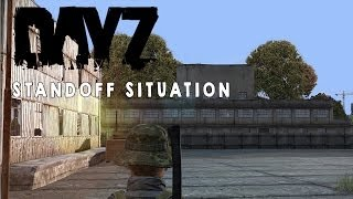DayZ Standalone: STANDOFF SITUATION w/ Squad (Intense Stream Gameplay Highlight)
