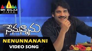 Nenunnanu Video Songs | Nenunnanani Video Song | Nagarjuna, Aarti, Shriya | Sri Balaji Video