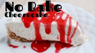 No Bake CheeseCake - Food Papa