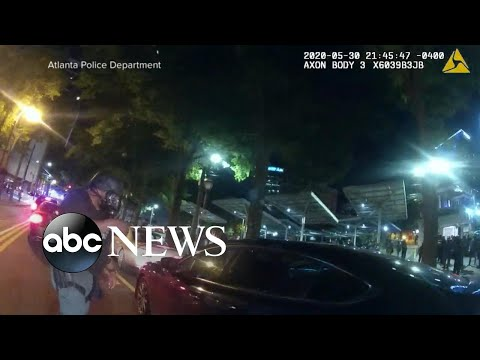 6 officers charged with using excessive force during Atlanta protests