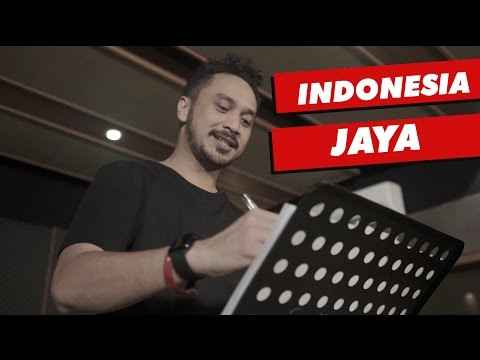 Giring Ganesha - Indonesia Jaya (Official Lyric Video)