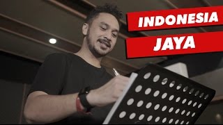 Video Giring Ganesha - Indonesia Jaya (Official Lyric Video) download MP3, 3GP, MP4, WEBM, AVI, FLV Juli 2018