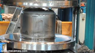 "Hydraulic press MECAMAQ ""PHA series"" 300tons"