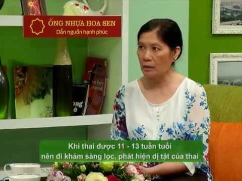 Sức khỏe bà bầu 3 tháng đầu thai kỳ - Thành Phố Hôm Nay [HTV9 -- 20.06.2013]