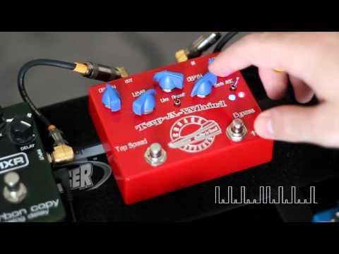 Cusack Tap-A-Whirl V3 Rhythmic Waveforms Demo
