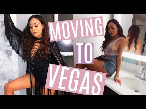 I'm Moving To Vegas!?!