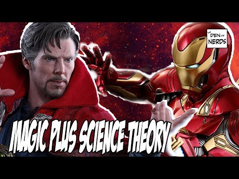 Dr strange Meets Iron Man in Infinity War | Crazy Theory