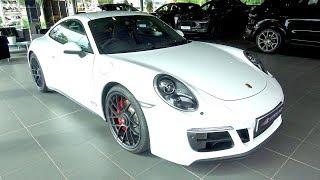 Porsche 911 (991) GTS Coupe
