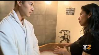 DESUAR Spa featured on CBS2 Los Angeles with Deisy Suarez founder of DESUAR Spa