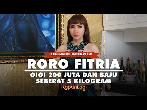 Exclusive Interview Roro Fitria - Dress 5 Kilogram