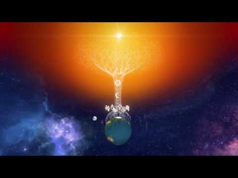 Brahma Kumaris (BK) Meditation - Deep Relaxation - AmritVela Diamond Hall Full HD