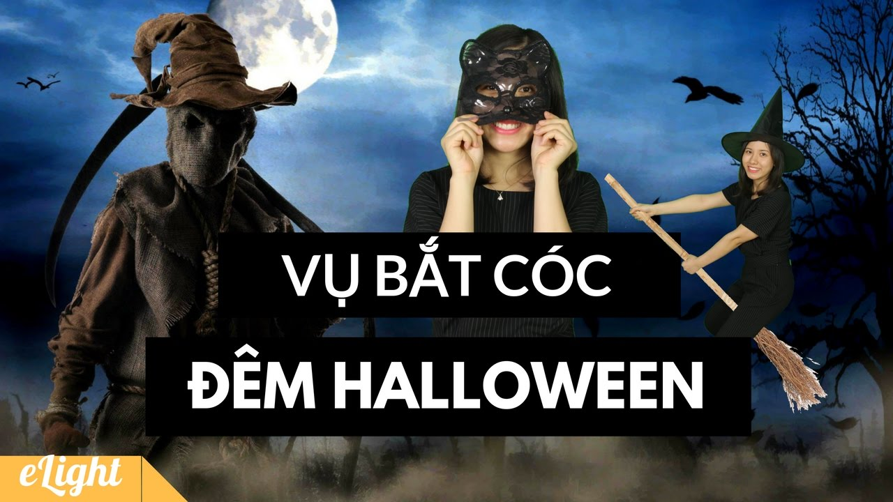 Vụ bắt cóc kinh hoàng trong đêm Halloween [Từ vựng tiếng Anh theo chủ đề #27]