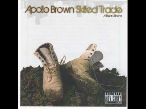 Apollo Brown - Shivers Down My Spine