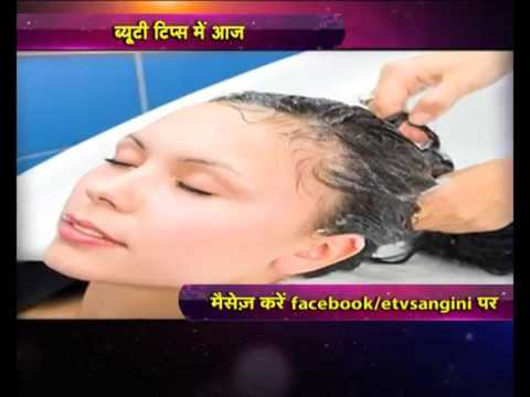 Know the benefits of hair spa