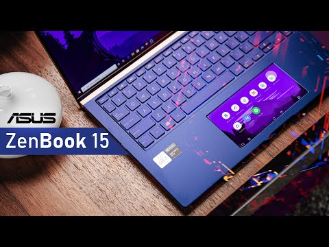 The ULTIMATE Ultrabook?  ASUS Zenbook 15 (2020) Review