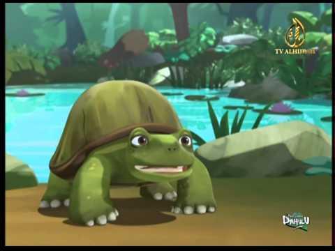 Pada Zaman Dahulu - Kura-kura & Itik (Full)