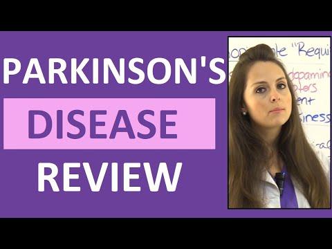 Parkinson's Disease Symptoms, Treatment, Nursing Care, Pathophysiology NCLEX Review