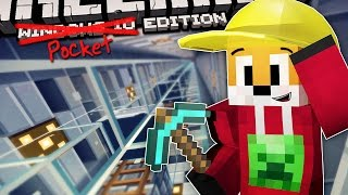 Minecraft | FANCY MINESHAFT | Foxy's Bedrock Survival [17]